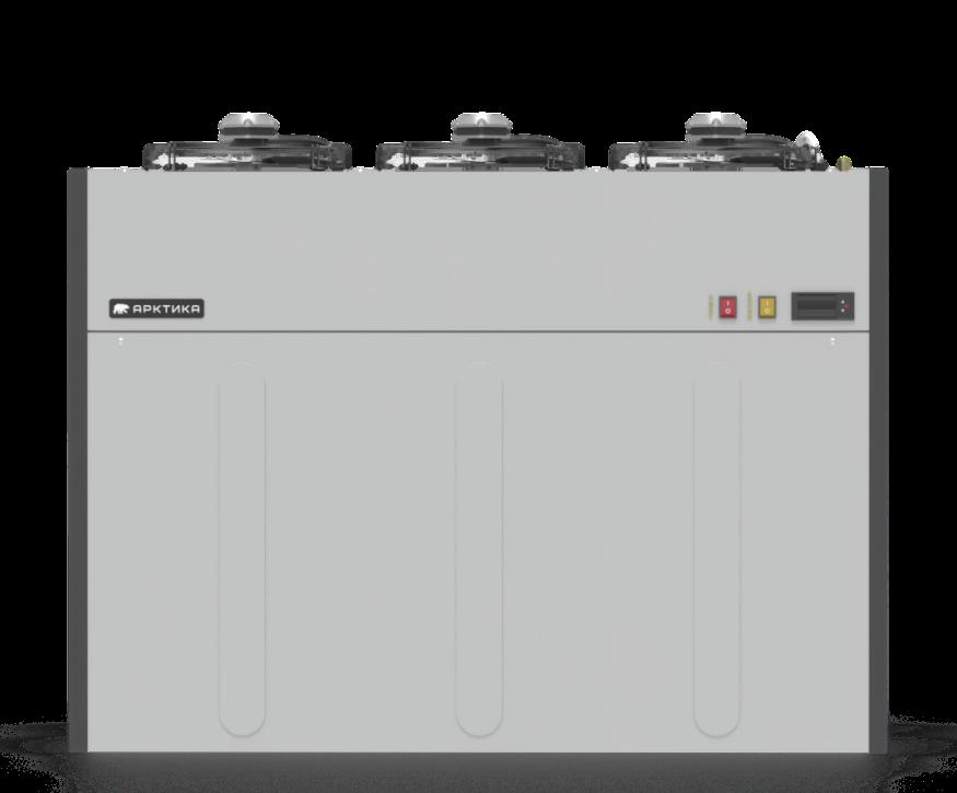 Моноблок среднетемпературный «Арктика» ММС-340