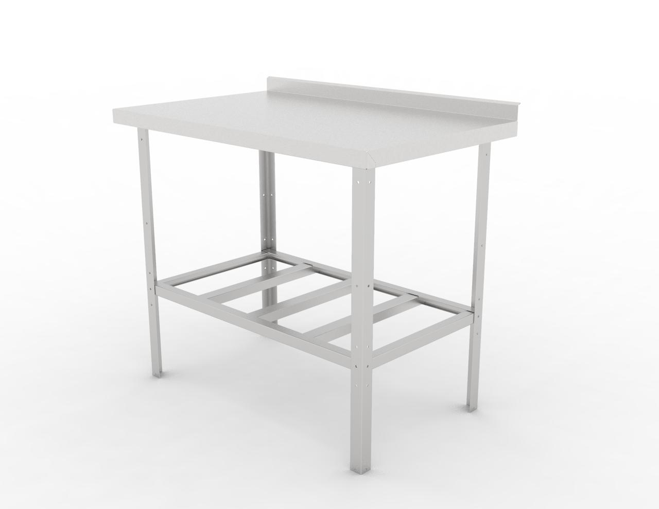 Стол нерж. 0,6/0,95м