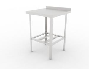 Стол нерж. 0,6/0,6м